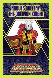 The Oblivion Knight