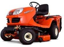 Kubota GR1600 Lawnmower Video