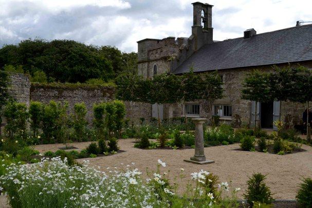 Borris House Lace Garden