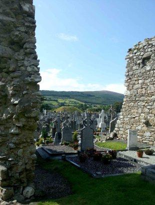 St Mullins grave yard