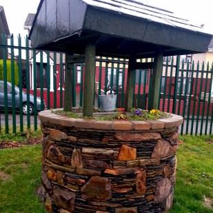 Wishing Well at Knocknaheeny Community Garden