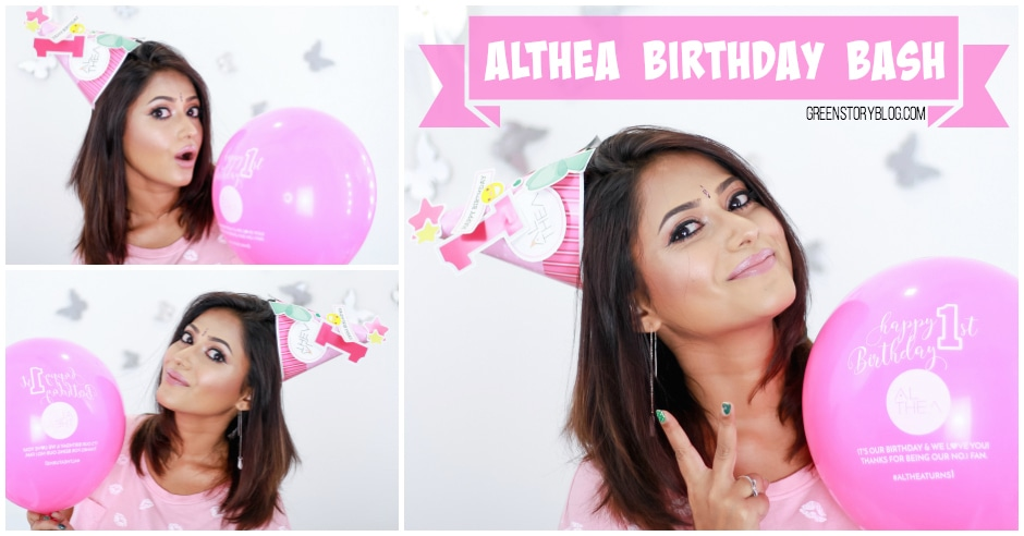 Althea Korea Birthday Bash | My Favorite K-beauty Shopping Destination