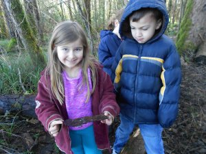 Exploring the ecosystem for specific plant species_Vancouver Island_Colleen Devlin