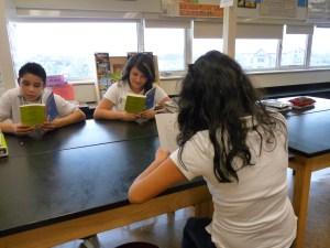 Hagen Students Reading 2