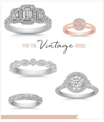 Find Your Wedding Ring Style With Shane Co.