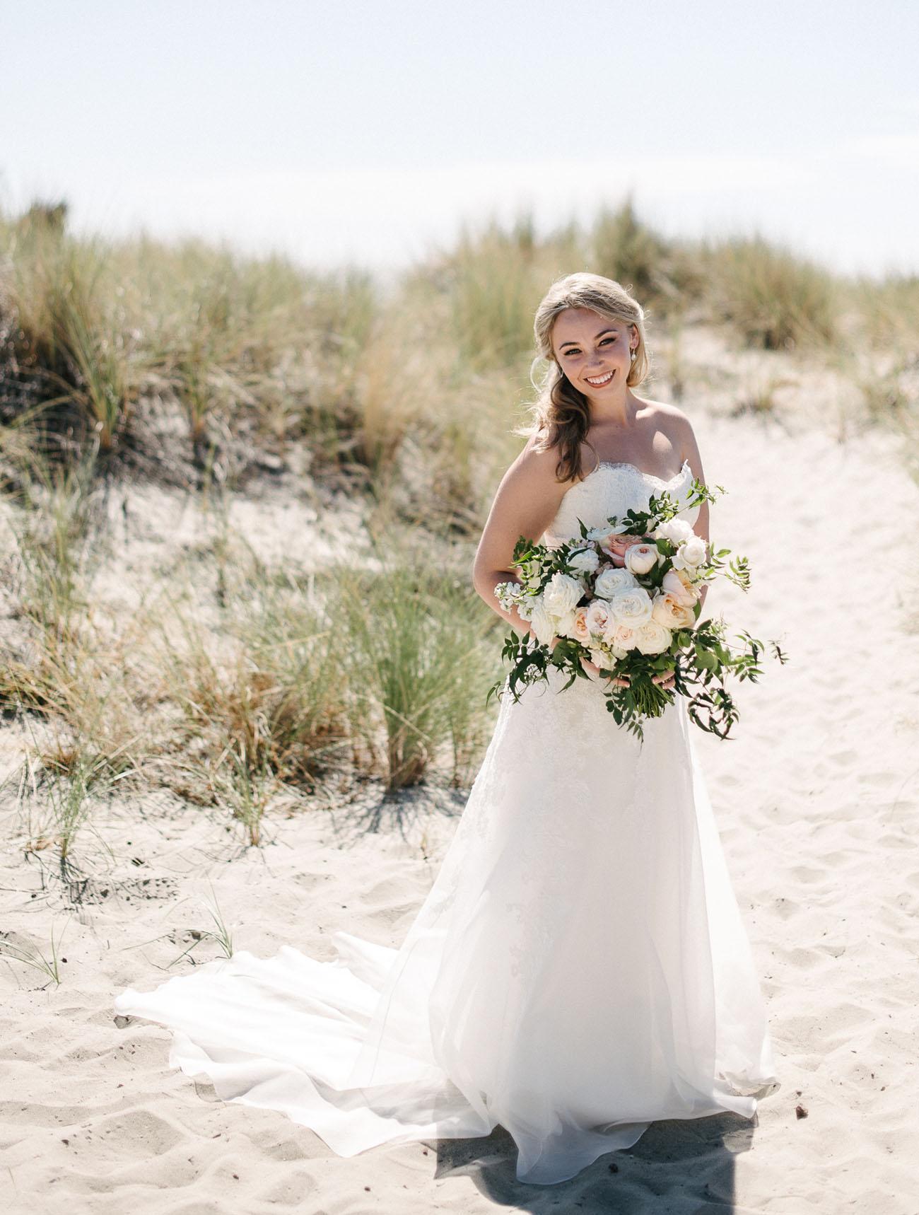 rustic california barn wedding amanda corey barn wedding dresses Jinza Wedding Dress