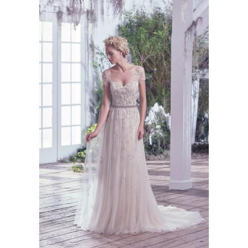 Medium Crop Of Bohemian Wedding Dress