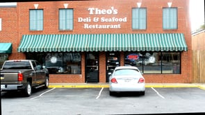 Share to Win with Theo's Restaurant in Abbeville