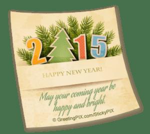 Stix. 2015 new year