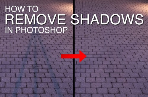 Medium Of How To Remove Shadows In Photoshop