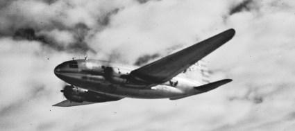 CNAC C-46, late 1940s