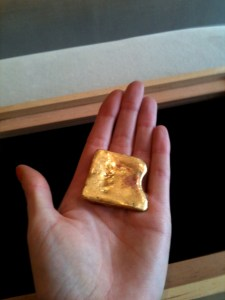 200g of gold from Kenya. A first for small-scale mining in Kenya.