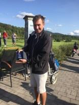 Jørn Knutsen - Vinner slaggolf med HCP