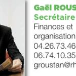 Gaël Roustan a bien servi au groupe de la Région pour la campagne de Piolle... Il est remercié sans ménagement