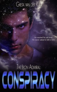 Cover of The Iron Admiral: Conspiracy