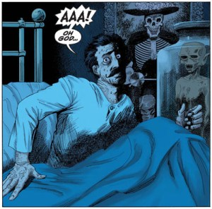 carnacki in the league of gentlemen graphic novel