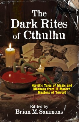 Dark Rites of Cthulhu Front Cover