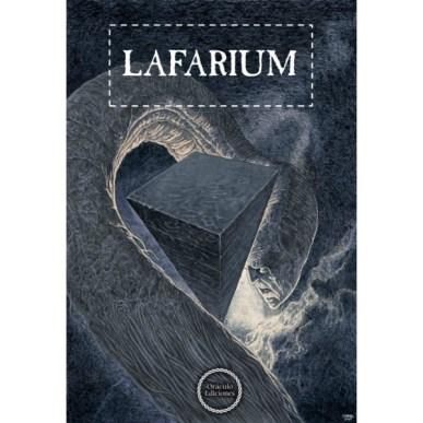 lafarium, from diego arandojo, with cover by sebastian cabrol