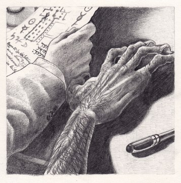 canon alberic's scrapbook - by rich johnson
