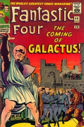 "Fantastic Four #48"" at The Grand Comics Database"