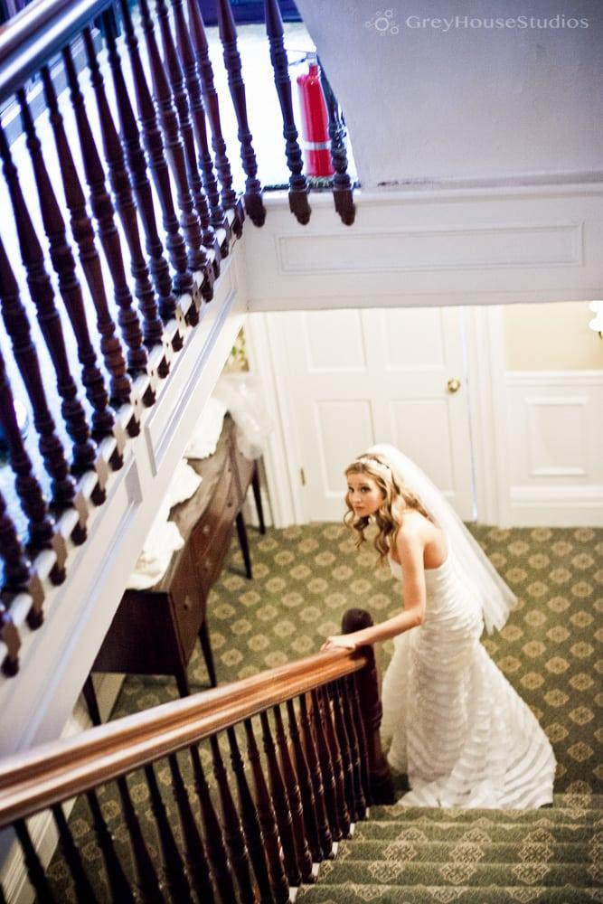 Adrienne + Sean's resort wedding at Winvian in Morris, CT