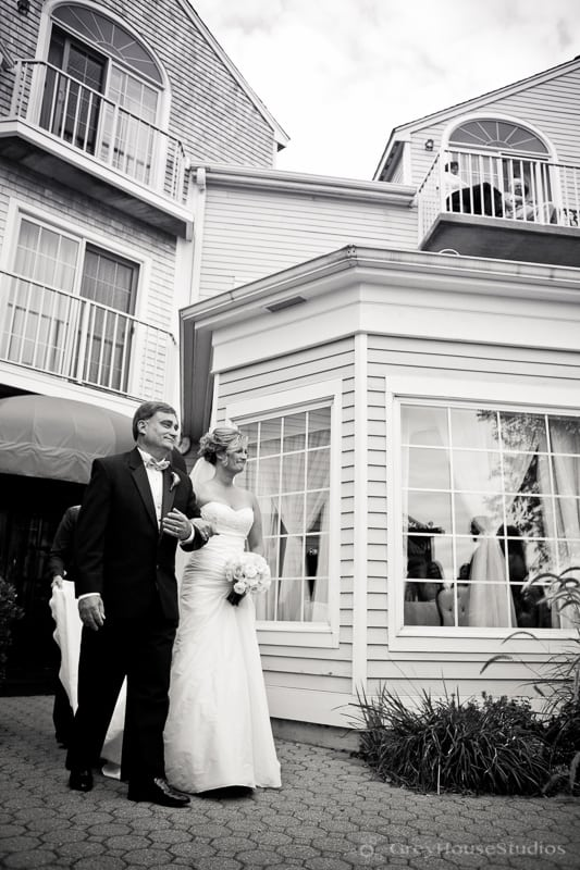 Jen + Matt's Saybrook Point Inn Wedding Photos in Old Saybrook, CT