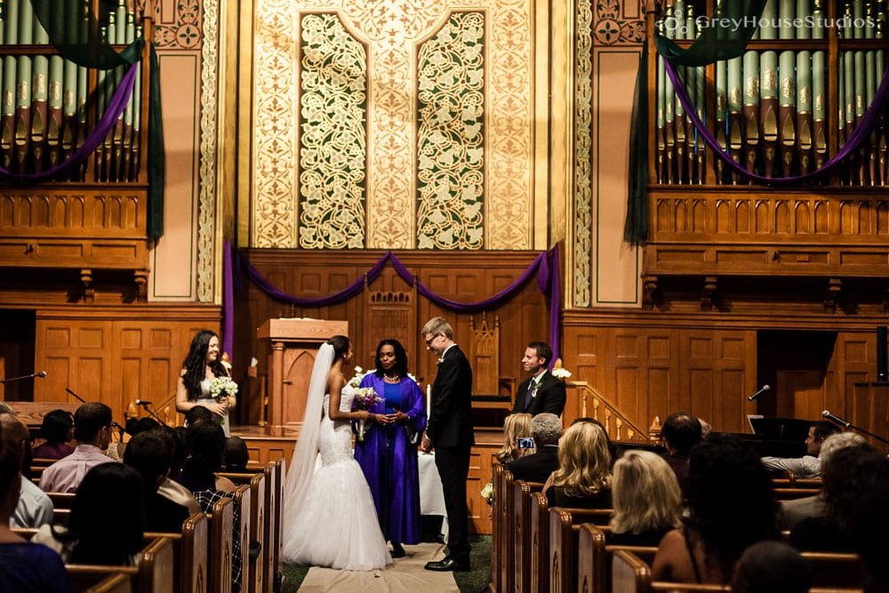 middle collegiate church nyc wedding ceremony awesome photos
