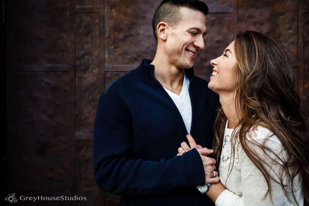 Chelsea Highline Engagement | NYC | Karyn + Ryan