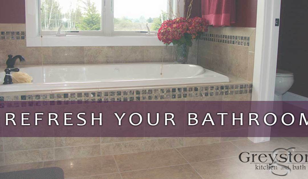 Refresh Your Bathroom