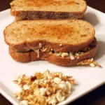 Cracker Jack & Firecracker Mayo Grilled Cheese