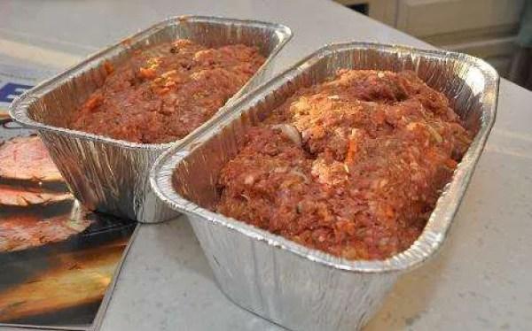 Grilled Meat Loaf 13