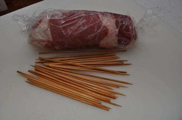 Meat Lollipops - 24