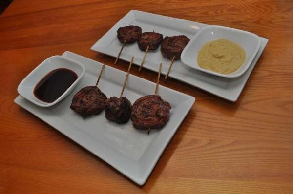 Meat Lollipops - 36