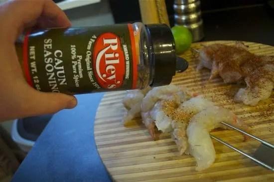 Butter Lime Shrimp - 060