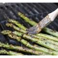 Baslamic Grilled Asparagus 8