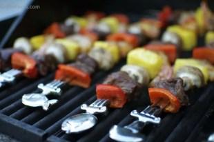 Surf and Turf Kebabs