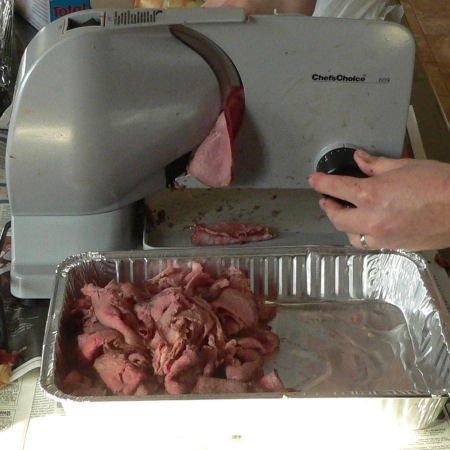 Rotisserie Roast Beef