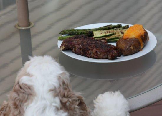 how to make a good ribeye steak