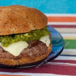 Green Chile Cheeseburger Recipe