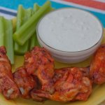Sriracha and Honey Wing Sauce