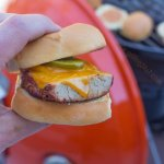 Stok Drum Charcoal Grill Review – Spicy Pork Tenderloin Sliders