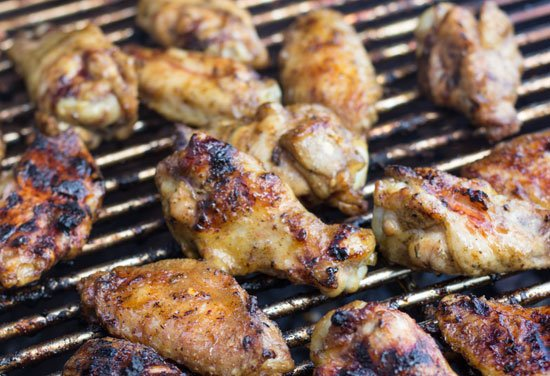 Old Bay Honey Grilled Wings Recipe