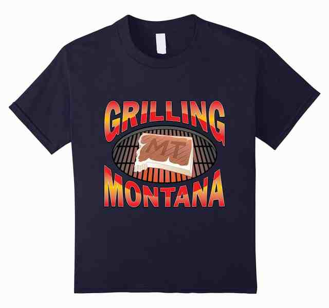 Grilling Montana T-Shirt