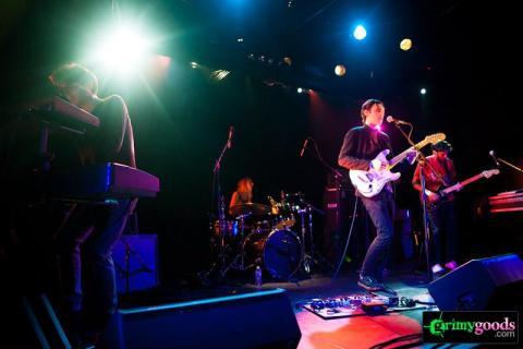 James Supercave band photos