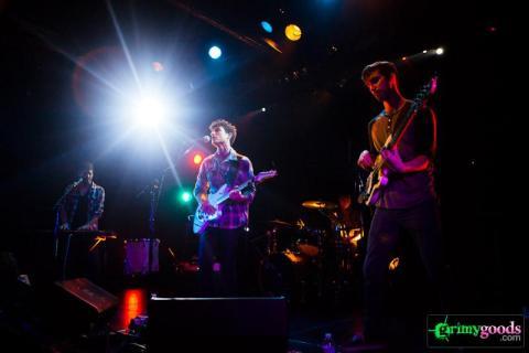 Montë Mar band photos