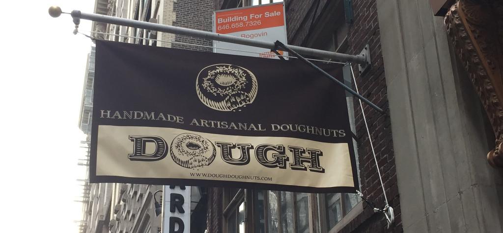 Dough Manhattan - Lara Ziobro - Grits in the City