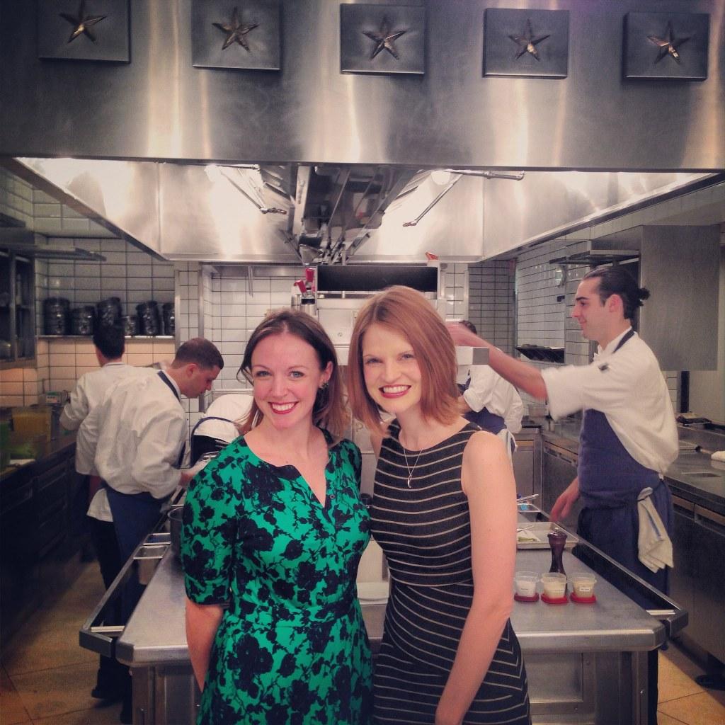 Touring the Kitchen at Per Se