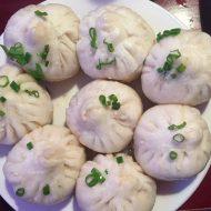 soup dumplings in chinatown