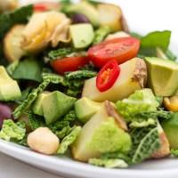 Herre(god)salat