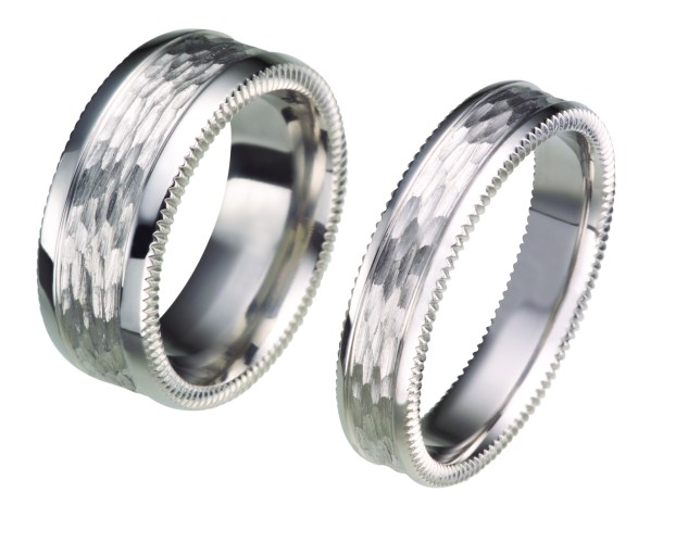 together forever choosing wedding rings to last a lifetime platinum wedding band Guertin Brothers Platinum Wedding Band